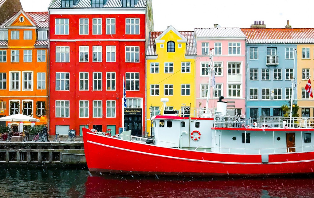 3 Days Classic Copenhagen Itinerary