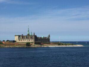 Helsingor castle hamlet castle