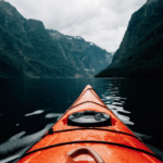 kayak norway fjords