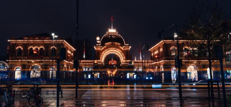 5 Great Hotels Near Tivoli Gardens Copenhagen Denmark