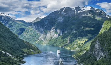 2 Day Sognefjord in a Nutshell Itinerary