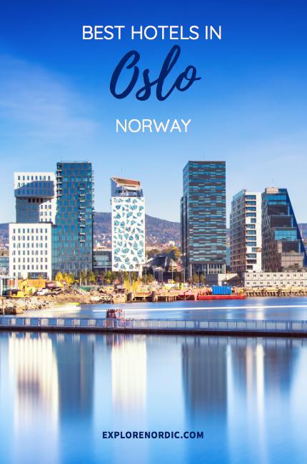 Best hotels in Oslo