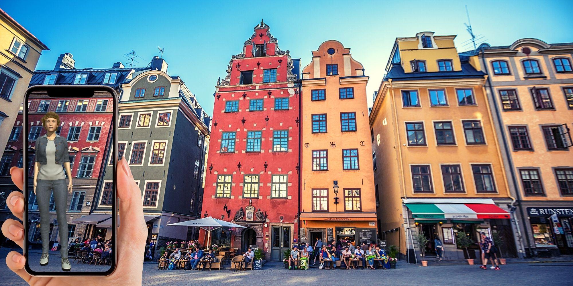virtual tour stockholm