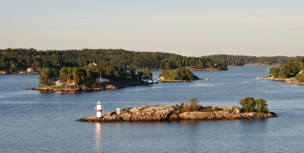 traveling Sweden