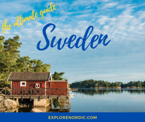 traveling to Sweden